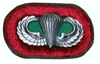 Jump Wings 10th Special Forces Group Mark Sprague